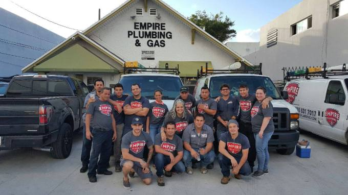 Empire Plumbing Photo- EOCE